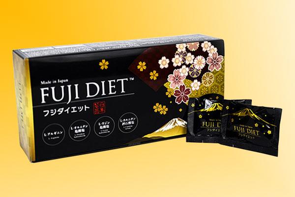 Cách dùng Fuji Diet