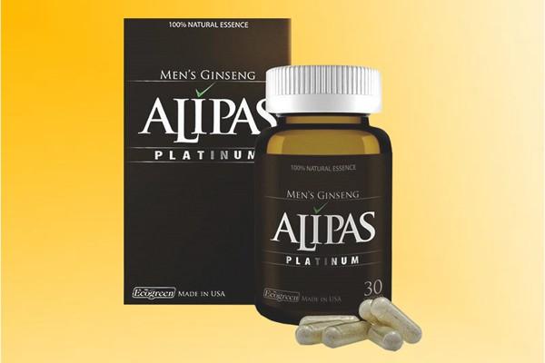 Sâm Alipas Platinum có hại không?
