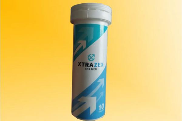 Viên sủi Xtrazex có tác dụng gì?