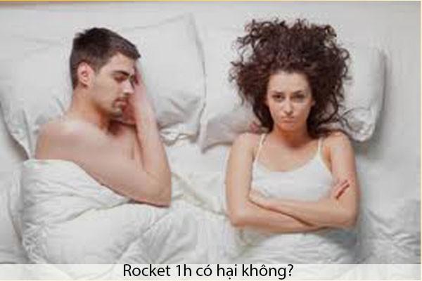 Rocket 1h an toàn với người sử dụng