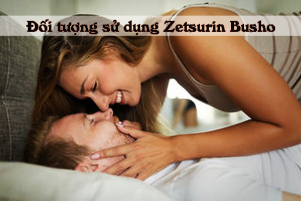 Zetsurin Busho chống chỉ định với những đối tượng nào?