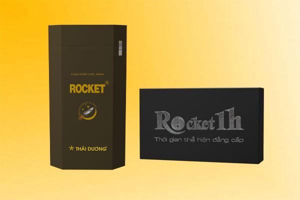 Công dụng tuyệt vời của Rocket 1h