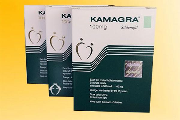 Thuốc Kamagra dành cho phái mạnh