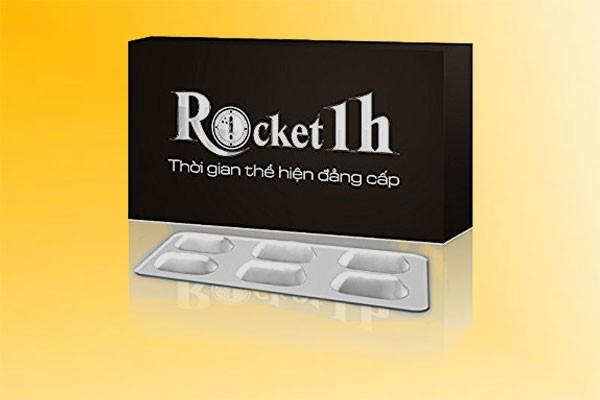 Rocket 1h có tác dụng phụ không?