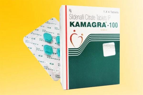 Thành phần của Kamagra