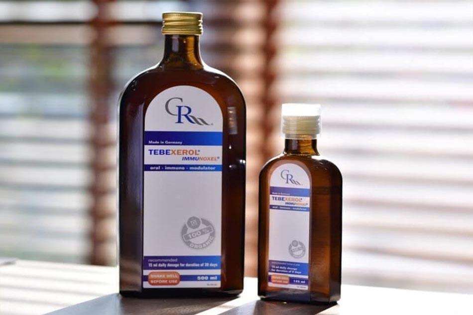 Tebexerol Immunoxel là thuốc gì?